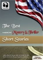 도서 이미지 - The Best American Mystery & Thriller Short Stories (추리 소설집 + 오디오)
