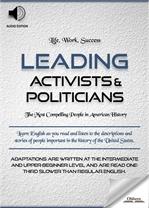 도서 이미지 - Leading Activists & Politicians (위인전집 혁명가편 + 오디오)