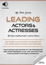 도서 이미지 - Leading Actors & Actresses (위인전집 배우편 + 오디오)