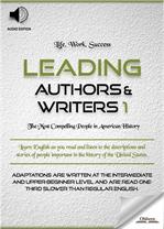 도서 이미지 - Leading Authors & Writers 1 (위인전집 작가편 + 오디오)
