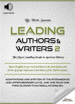 도서 이미지 - Leading Authors & Writers 2 (위인전집 작가편 + 오디오)