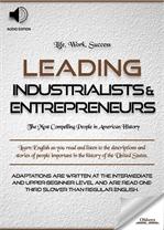 도서 이미지 - Leading Industrialists & Entrepreneurs (위인전집 기업가편 + 오디오)