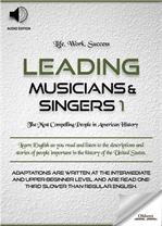 도서 이미지 - Leading Musicians & Singers 1 (위인전집 음악가편 + 오디오)
