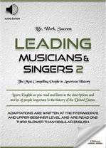 도서 이미지 - Leading Musicians & Singers 2 (위인전집 음악가편 + 오디오)