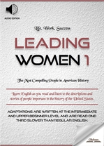 도서 이미지 - Leading Women 1 (위인전집 여성편 + 오디오)