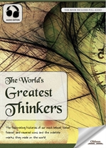 도서 이미지 - The World's Greatest Thinkers (위인전집 사상가편 + 오디오)