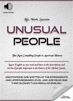 도서 이미지 - Unusual People (위인전집 비범인편 + 오디오)