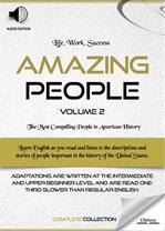 도서 이미지 - Amazing People: Volume 2 (위인전집 + 오디오)