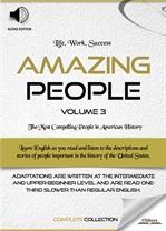 도서 이미지 - Amazing People: Volume 3 (위인전집 + 오디오)