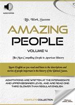 도서 이미지 - Amazing People: Volume 4 (위인전집 + 오디오)