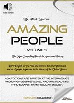 도서 이미지 - Amazing People: Volume 5 (위인전집 + 오디오)