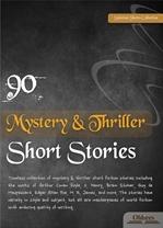 도서 이미지 - 90 Mystery & Thriller Short Stories (추리 단편소설집)