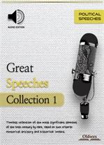 도서 이미지 - Great Speeches Collection 1 (명연설집 + 오디오)