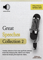 도서 이미지 - Great Speeches Collection 2 (명연설집 + 오디오)