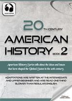 도서 이미지 - 20th Century American History Book 2 (20세기 미국사 + 오디오)