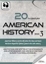 도서 이미지 - 20th Century American History Book 3 (20세기 미국사 + 오디오)