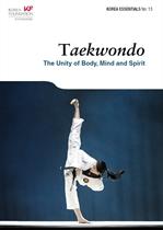 도서 이미지 - Taekwondo: The Unity of Body, Mind and Spirit