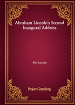 도서 이미지 - Abraham Lincoln's Second Inaugural Address