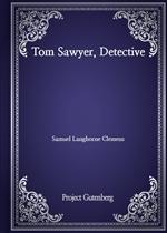 도서 이미지 - Tom Sawyer, Detective