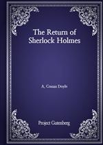 도서 이미지 - The Return of Sherlock Holmes