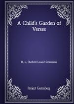 도서 이미지 - A Child's Garden of Verses