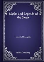 도서 이미지 - Myths and Legends of the Sioux