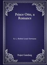 도서 이미지 - Prince Otto, a Romance
