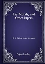 도서 이미지 - Lay Morals, and Other Papers