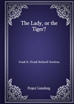 도서 이미지 - The Lady, or the Tiger?