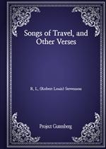 도서 이미지 - Songs of Travel, and Other Verses
