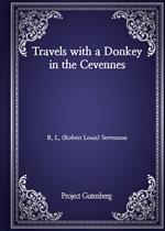 도서 이미지 - Travels with a Donkey in the Cevennes