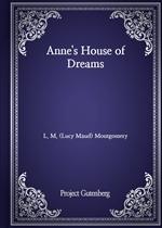 도서 이미지 - Anne's House of Dreams