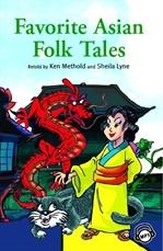 도서 이미지 - Favorite Asian Folk Tales