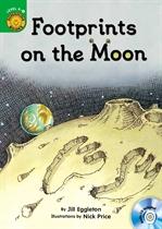 도서 이미지 - Footprints on the Moon