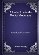 도서 이미지 - A Lady's Life in the Rocky Mountains