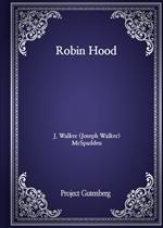 도서 이미지 - Robin Hood