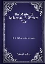도서 이미지 - The Master of Ballantrae: A Winter's Tale