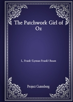 도서 이미지 - The Patchwork Girl of Oz