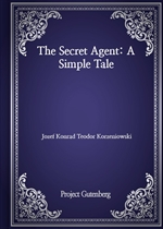 도서 이미지 - The Secret Agent: A Simple Tale