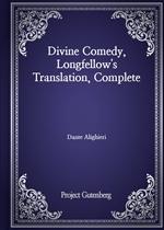 도서 이미지 - Divine Comedy, Longfellow's Translation, Complete