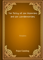 도서 이미지 - The Polity of the Athenians and the Lacedaemonians