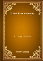 도서 이미지 - Spoon River Anthology
