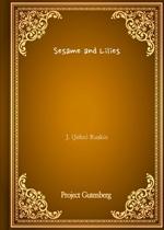 도서 이미지 - Sesame and Lilies