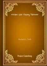 도서 이미지 - Hiram the Young Farmer