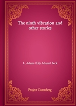 도서 이미지 - The ninth vibration and other stories