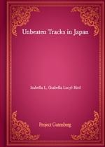 도서 이미지 - Unbeaten Tracks in Japan