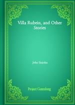 도서 이미지 - Villa Rubein, and Other Stories