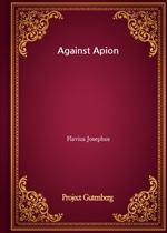 도서 이미지 - Against Apion