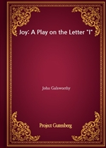 도서 이미지 - Joy: A Play on the Letter 'I'