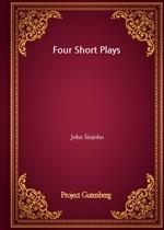 도서 이미지 - Four Short Plays (John Sinjohn 저)